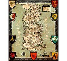 Westeros Photographic Print