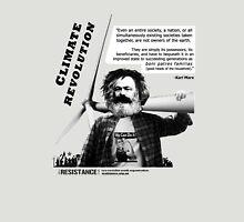 Climate revolution Unisex T-Shirt