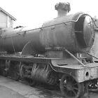 Steam Train, Minehead, Somerset by Tasha  Blackmore