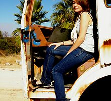 Old Truck by JOSlyn