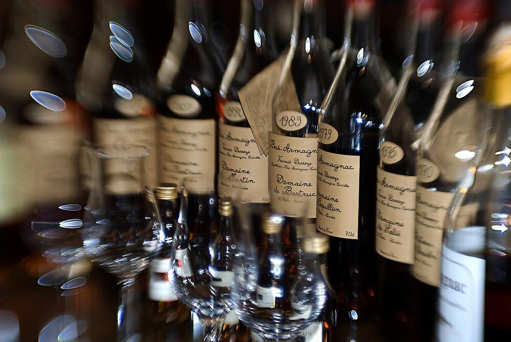 The Wine Tasting by Sue Wickham