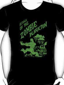 Zombie Plankton [dark colours version] T-Shirt