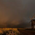 Storm is passing over  by yampy