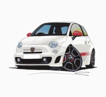Fiat New 500 Abarth One Piece - Short Sleeve