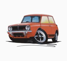 Mini 1275GT Orange by Richard Yeomans