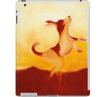 Happy Dog iPad Case/Skin