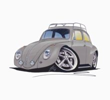 VW Beetle (Custom D) by Richard Yeomans