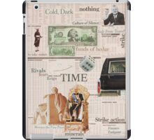 finite games iPad Case/Skin