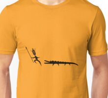 Crocodile Dandy... Unisex T-Shirt