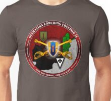 6-4 Cavalry (Operation Enduring Freedom IX) Unisex T-Shirt