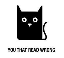 funny offensive cat humor nerd novelty by artbyjane