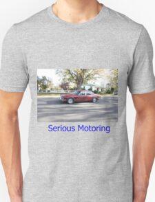 Serious Motoring T-Shirt
