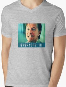 Stansfield - the Professonal Mens V-Neck T-Shirt