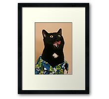 I Can't Take It Anymore!! Framed Print