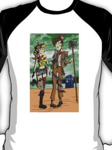 The Doctor Meets Tank Girl T-Shirt