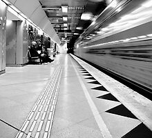 Subway Blur by yorgi