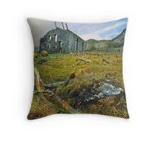 Rhosydd chapel  Throw Pillow