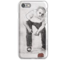 your whole life can change in an instant iPhone Case/Skin