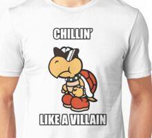 Chillin' Like a Villain Koopa Troopa Unisex T-Shirt