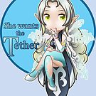 She Wants the Tether by EclipsedSoul