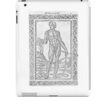 16th Century Anatomy iPad Case/Skin