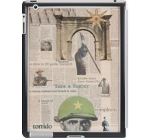finite games 2 iPad Case/Skin