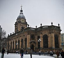 Birmingham Cathedral by shakinipro