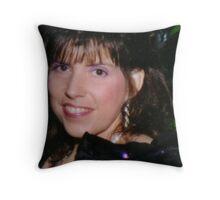 Cheryl.. my dear sister Throw Pillow