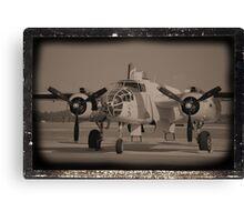 B-25 Canvas Print