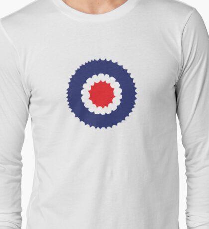 Target no.2 Long Sleeve T-Shirt