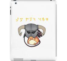 QO DOV VIIK! iPad Case/Skin