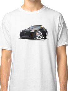 Nissan 350Z Black Classic T-Shirt