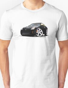 Nissan 350Z Black T-Shirt