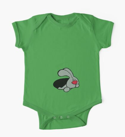 rabbit in a hole Kids Clothes