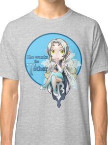 She Wants the Tether Classic T-Shirt