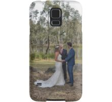 Ben & Sian's Wedding Samsung Galaxy Case/Skin