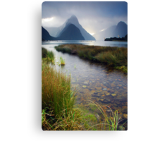 Milford Moods Canvas Print