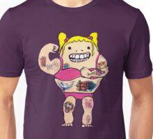 Strong Woman Unisex T-Shirt