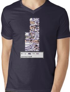Wild MISSINGNO Appeared! Mens V-Neck T-Shirt