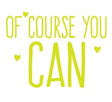 Of course you CAN!  Photographic Print