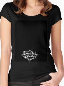 Steal This (Inverted) Women's Fitted Scoop T-Shirt