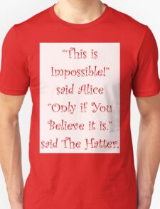 This Is Impossible T-Shirt