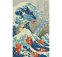 The Great Wave off Kanto Photographic Print