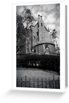 Haunted Mansion by David Lamb