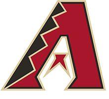 Arizona Diamondbacks by deivid97621