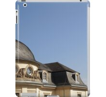 historical nobility Palace iPad Case/Skin