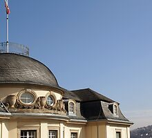 historical nobility Palace by Yven-Dienst