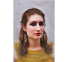 Egyptian Lady Photographic Print