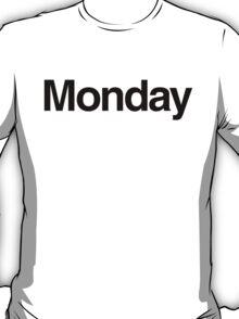 The Week - Monday T-Shirt