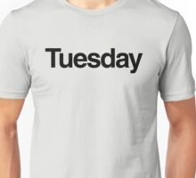 The Week - Tuesday Unisex T-Shirt